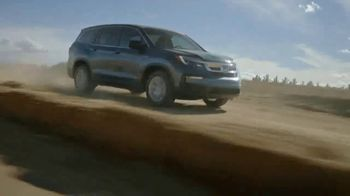 2019 Honda Pilot TV Spot, 'Family Adventures' [T1] - Thumbnail 3