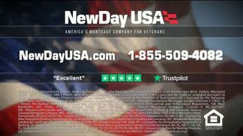 NewDay USA VA Cash Out Refinance Loan TV Spot, 'For Your Family' - Thumbnail 10