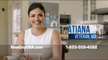 NewDay USA VA Cash Out Refinance Loan TV Spot, 'For Your Family' - Thumbnail 2