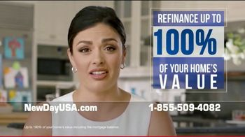 NewDay USA VA Cash Out Refinance Loan TV Spot, 'For Your Family' - Thumbnail 6