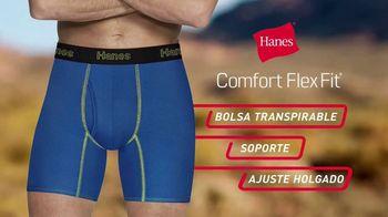 Hanes Comfort Flex Fit TV Spot, 'La magia de la bolsa' [Spanish] - Thumbnail 6