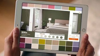 The Home Depot TV Spot, 'A Colorful New Experience: BEHR Premium Plus' - Thumbnail 5