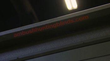 Ambush Hunting Blinds TV Spot, 'That's the Blind for Me' Featuring Jeff Danker - Thumbnail 1