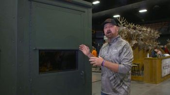 Ambush Hunting Blinds TV Spot, 'That's the Blind for Me' Featuring Jeff Danker - 6 commercial airings