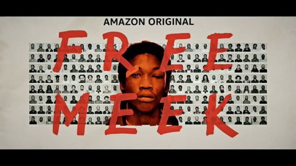 Amazon Prime Video TV Commercial, 'Free Meek' Song by Meek Mill