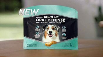 Frontline Oral Defense TV Spot, \'Works Two Ways\'