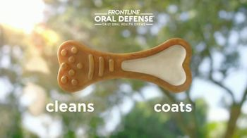 Frontline Oral Defense TV Spot, 'Works Two Ways' - Thumbnail 7