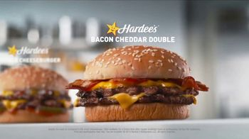 Hardee's Charbroiled Double Deals TV Spot, 'Is This Real' - Thumbnail 2