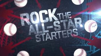 Major League Baseball TV Spot, 'Rock the All-Star Starters' - Thumbnail 3
