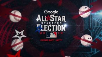 Major League Baseball TV Spot, 'Rock the All-Star Starters' - Thumbnail 4