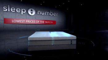 Sleep Number Lowest Prices of the Season TV Spot, 'Hit the Ground Running: Zero Percent Interest' - Thumbnail 2