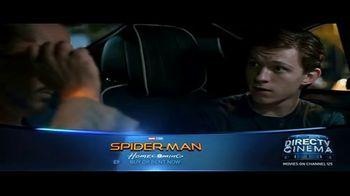 DIRECTV Cinema TV Spot, 'Spider-Man: Homecoming' - Thumbnail 2