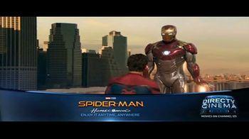 DIRECTV Cinema TV Spot, 'Spider-Man: Homecoming' - Thumbnail 5