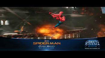 DIRECTV Cinema TV Spot, 'Spider-Man: Homecoming' - Thumbnail 6