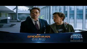 DIRECTV Cinema TV Spot, 'Spider-Man: Homecoming' - Thumbnail 7