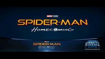 DIRECTV Cinema TV Spot, 'Spider-Man: Homecoming' - Thumbnail 8