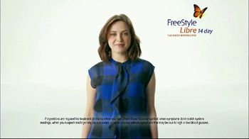 Abbott FreeStyle Libre 14 Day TV Spot, 'You Can Do It Without Fingersticks' - Thumbnail 2
