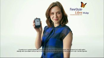 Abbott FreeStyle Libre 14 Day TV Spot, 'You Can Do It Without Fingersticks'