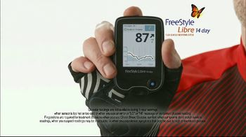 Abbott FreeStyle Libre 14 Day TV Spot, 'You Can Do It Without Fingersticks' - Thumbnail 6