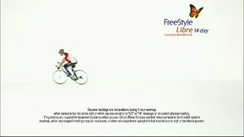 Abbott FreeStyle Libre 14 Day TV Spot, 'You Can Do It Without Fingersticks' - Thumbnail 7