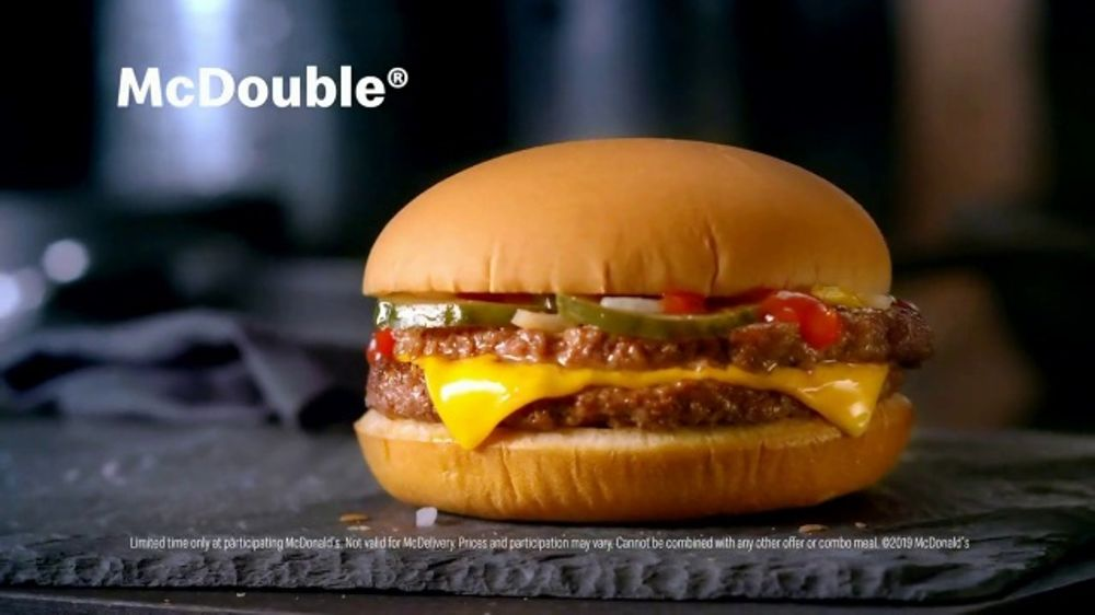 McDonald's 2 for $3 Mix and Match TV Commercial, 'Break the Routine' - Video