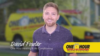 One Hour Heating & Air Conditioning TV Spot, 'Sounds of Summer' - Thumbnail 2