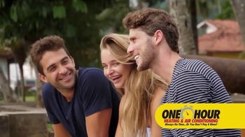 One Hour Heating & Air Conditioning TV Spot, 'Sounds of Summer' - Thumbnail 3