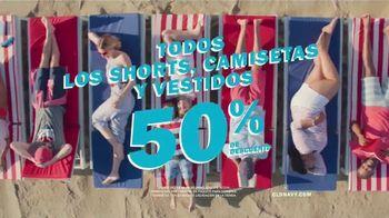 Old Navy TV Spot, 'Prepárate para el verano: los shorts, camisetas y vestidos' [Spanish]