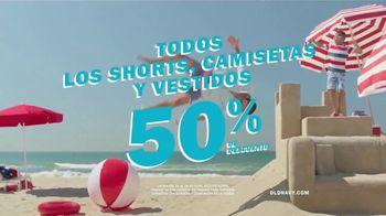 Old Navy TV Spot, 'Prepárate para el verano: los shorts, camisetas y vestidos' [Spanish] - Thumbnail 5