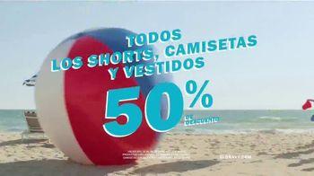 Old Navy TV Spot, 'Prepárate para el verano: los shorts, camisetas y vestidos' [Spanish] - Thumbnail 6