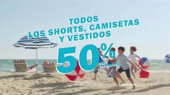 Old Navy TV Spot, 'Prepárate para el verano: los shorts, camisetas y vestidos' [Spanish] - Thumbnail 7