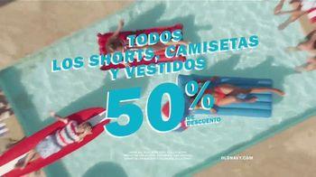 Old Navy TV Spot, 'Prepárate para el verano: los shorts, camisetas y vestidos' [Spanish] - Thumbnail 8