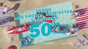 Old Navy TV Spot, 'Prepárate para el verano: los shorts, camisetas y vestidos' [Spanish] - Thumbnail 9