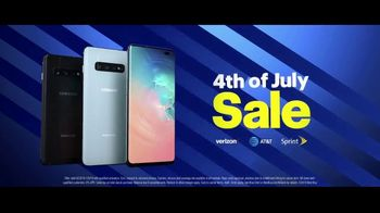 Best Buy 4th of July Sale TV Spot, 'Great Deal, New Phone' - Thumbnail 10
