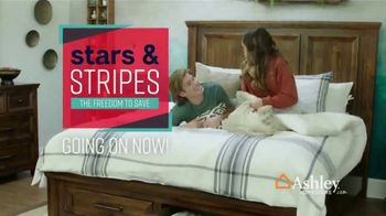 Ashley HomeStore Stars & Stripes Event TV Spot, 'Up to 30 Percent' Song by Midnight Riot - Thumbnail 2