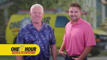 One Hour Heating & Air Conditioning  TV Spot, 'How Hot Is It?'