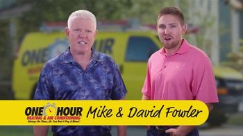 One Hour Heating & Air Conditioning  TV Spot, 'How Hot Is It?' - Thumbnail 2