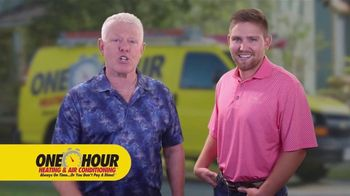 One Hour Heating & Air Conditioning  TV Spot, 'How Hot Is It?' - Thumbnail 4