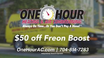 One Hour Heating & Air Conditioning  TV Spot, 'How Hot Is It?' - Thumbnail 6