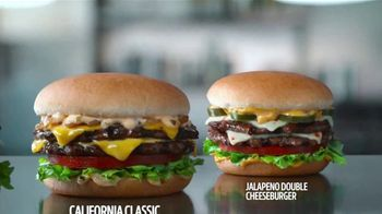 Carl's Jr. Guacamole Double Cheeseburger TV Spot, 'Typo' - Thumbnail 7