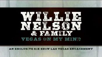 Willie Nelson & Family Vegas On My Mind TV Spot, 'The Venetian' - Thumbnail 2