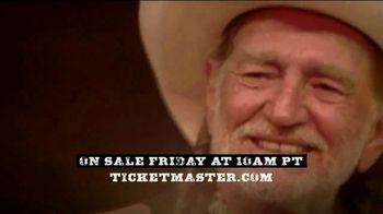 Willie Nelson & Family Vegas On My Mind TV Spot, 'The Venetian' - Thumbnail 7