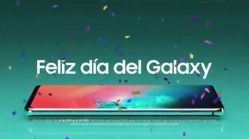 Samsung Galaxy TV Spot, 'Feliz día del Galaxy' [Spanish] - Thumbnail 5