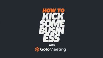 GoToMeeting TV Spot, 'How to Kick Some Business' - Thumbnail 1