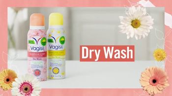 Vagisil Scentsitive Scents Dry Wash TV Spot, 'Spritz and Go, Girl' - Thumbnail 3
