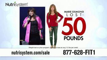 Nutrisystem July 4th Sale TV Spot, 'Save 50 Percent' - Thumbnail 2