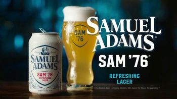 Samuel Adams Sam '76 TV Spot, 'Taste Your Beer' - Thumbnail 9