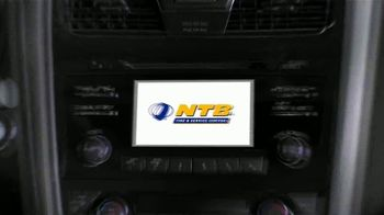 National Tire & Battery (NTB) TV Spot, 'Value Installation Package: Rebate & Buy Two, Get Two' - Thumbnail 2