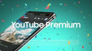Samsung Galaxy TV Spot, 'Feliz día del Galaxy: S10 o S10+' [Spanish] - Thumbnail 1