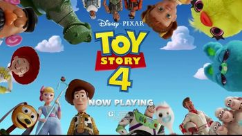 Almond Breeze TV Spot, 'Free Toy Story 4 Movie Ticket' - Thumbnail 9